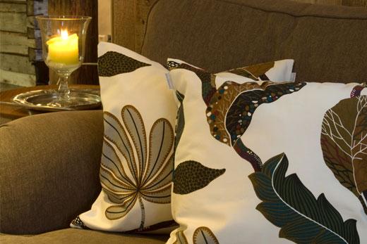 Rummet - dekoration